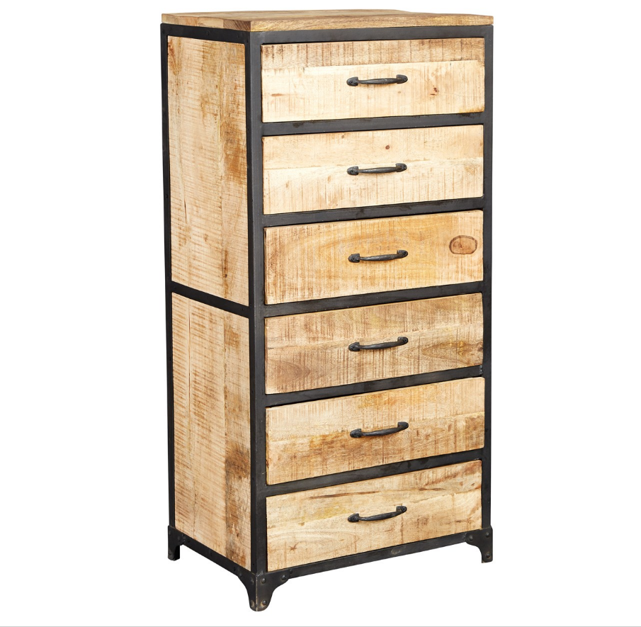 Tall_Vintage_Chest_of_Drawers_Wood_and_Metal