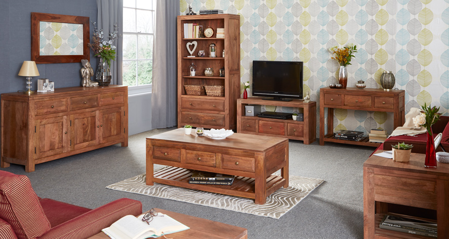 Reclaimed Indian Wood Living Room Furniture Buy Online Uk