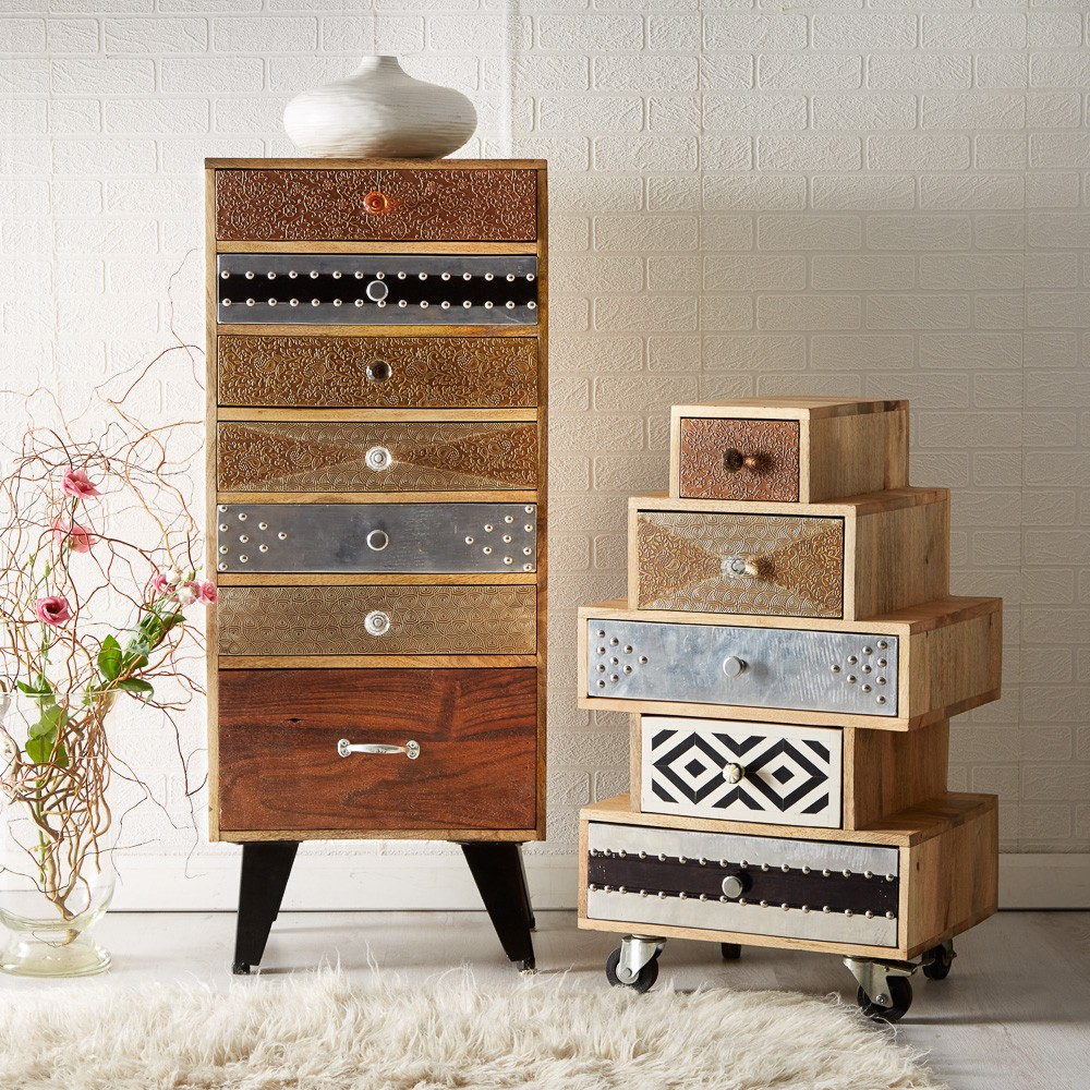 Ideal Artisan Limited Edition 7 Drawer Chest IU37