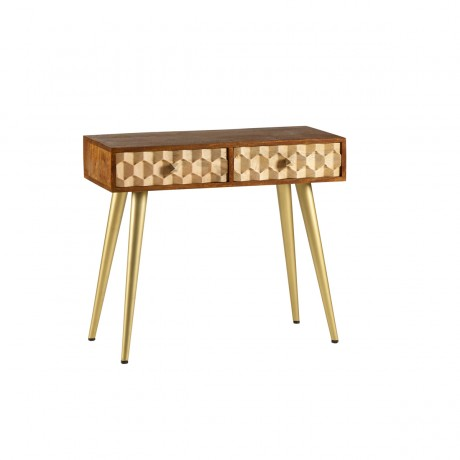 CNC Retro Desk/Console Table