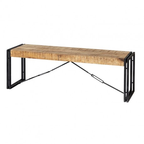 Upcycled Industrial Mintis Bench