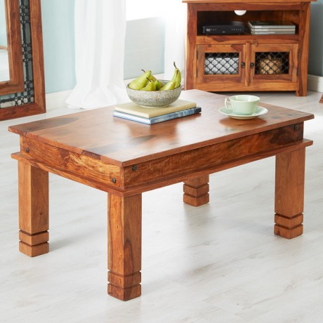 Jali Sheesham Thakhat Coffee Table