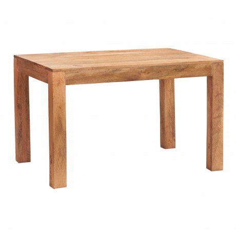 Dakota Light Mango Small Dining Table 4ft (120cm)