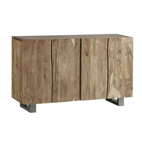 Natural Essential Live Edge Large Sideboard