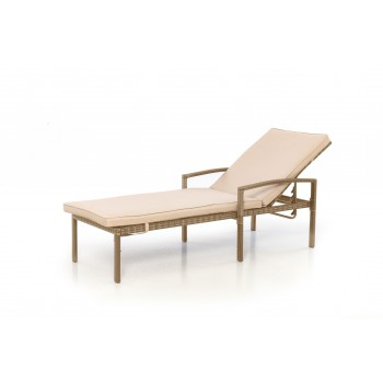 Napa Richard Sunlounger/Natural
