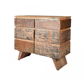 Reclaimed Limited Edition 2 Drawer 2 Door Sideboard