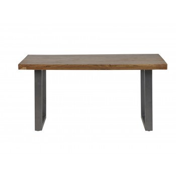 Cosmopolitan Industrial Rectangular 6 Seater Dining Table