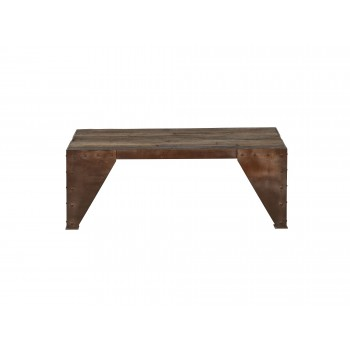 Reclaimed Chadeer Rectangular Coffee Table