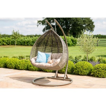 Napa Honey Hanging Chair/Natural