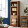 Reclaimed Boat Bookcase