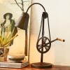 Cycle Table Lamp
