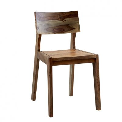 2 Retro Wood Dining Chair