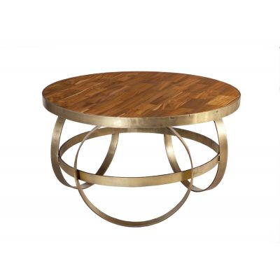 Round 3 Rings Coffee Table