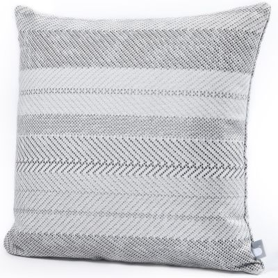 Fabric Scatter Cushion Bora Bora in Grey- Pack of 2