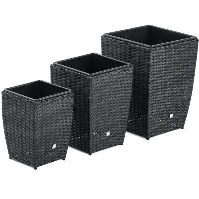 Planters Shaped / Grey