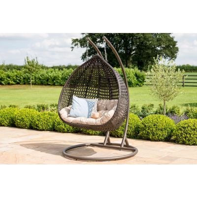 Honey Hanging Chair/Brown