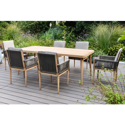 Alicante 6 Seat Dining Set