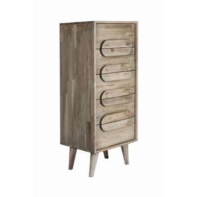 Greyston Wooden 5 Drawer Chest