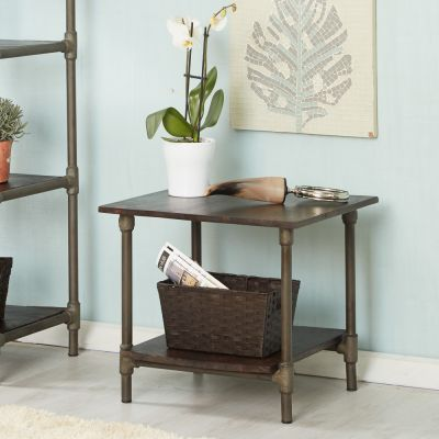 Centra Industrial Square Table
