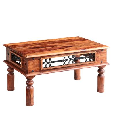 Jali Sheesham Medium Coffee Table