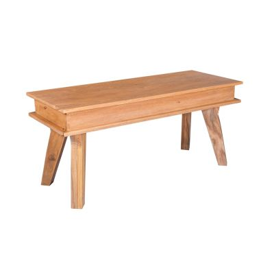 Indus Sheesham Solid Wood Dining Bench