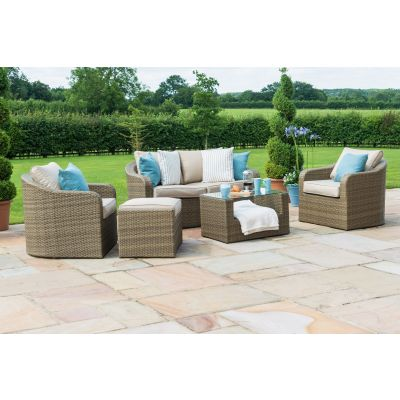Napa Washington Sofa Set / Natural